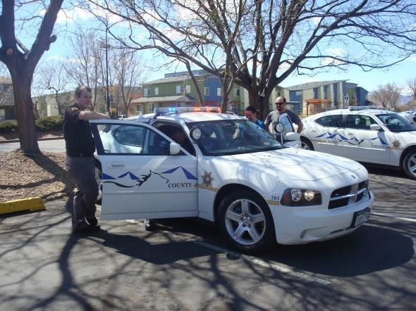 Boulder County Sheriff Dodge Charger Interceptor