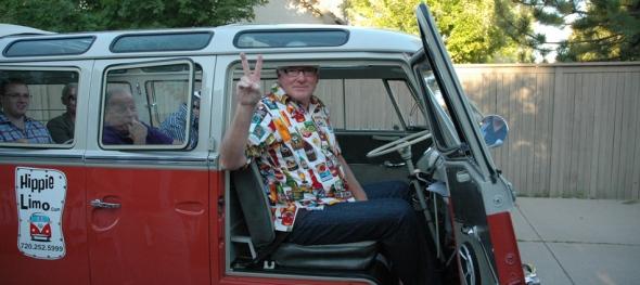 Peter Biglin's 60th Birthday Pub Crawl - All Aboard