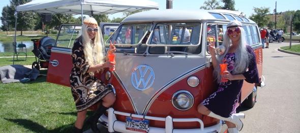 Louisville Motorfest 2011 - Birthday Revelers