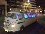 Kombi Limousines - Stretch VW Bus Limo Exterior