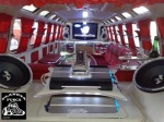 Kombi Limousines - Stretch VW Bus Limo Interior