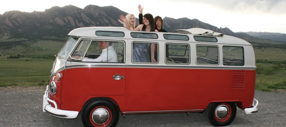 The Hippie Limo - New Vista High School Prom - Boulder, CO