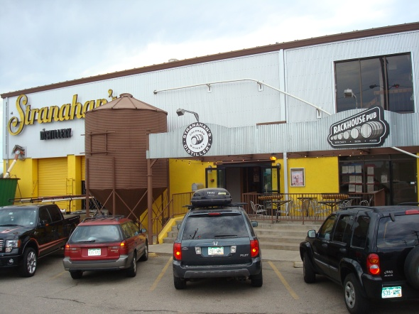 Stranahan's Colorado Whiskey and the Rackhouse Pub